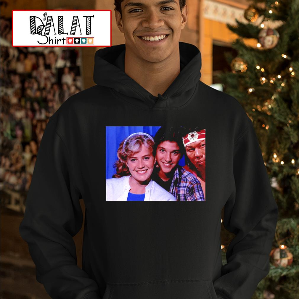 Daniel and Ali Karate Kid s hoodie