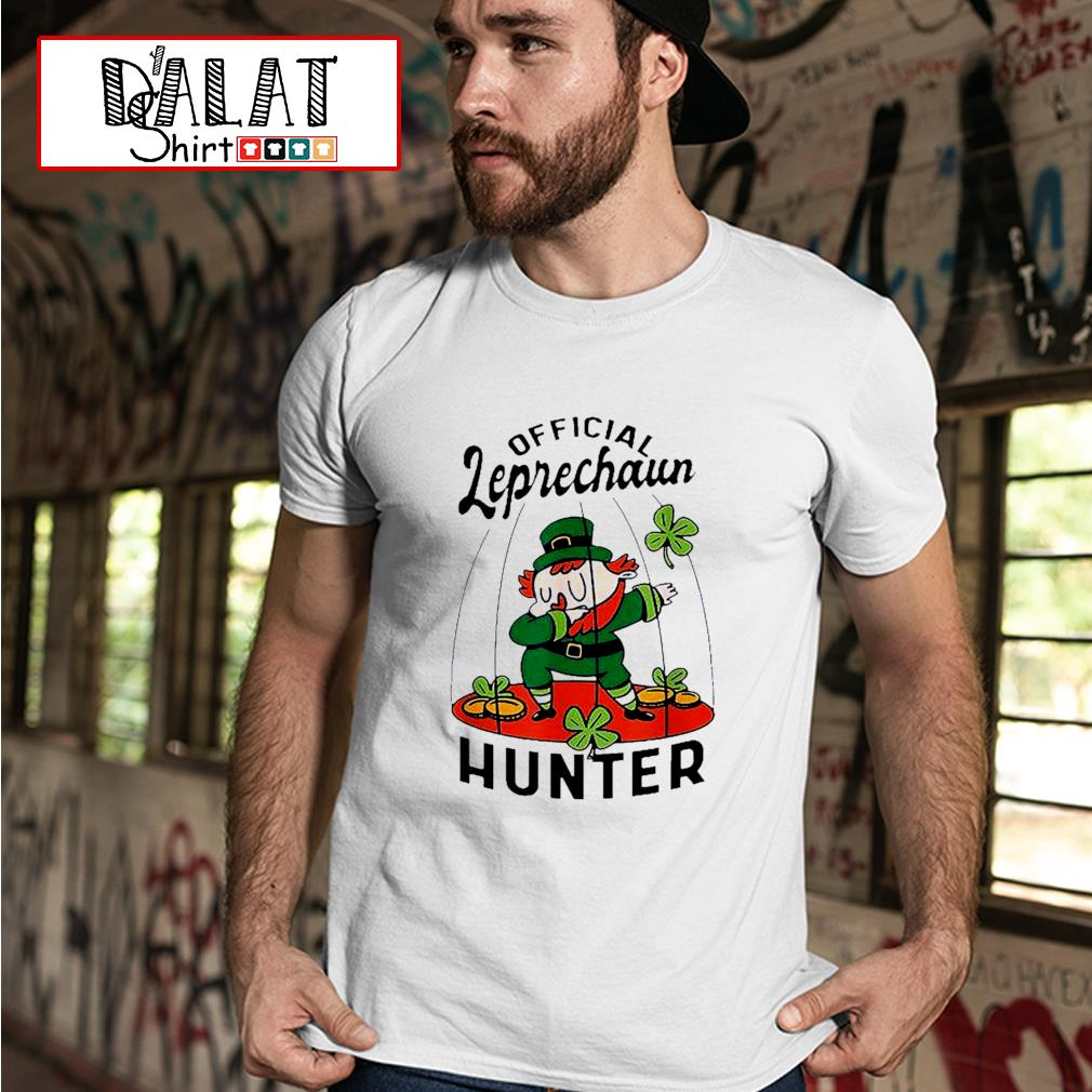 Leprechaun Hunter St. Patrick's Day 2021 shirt