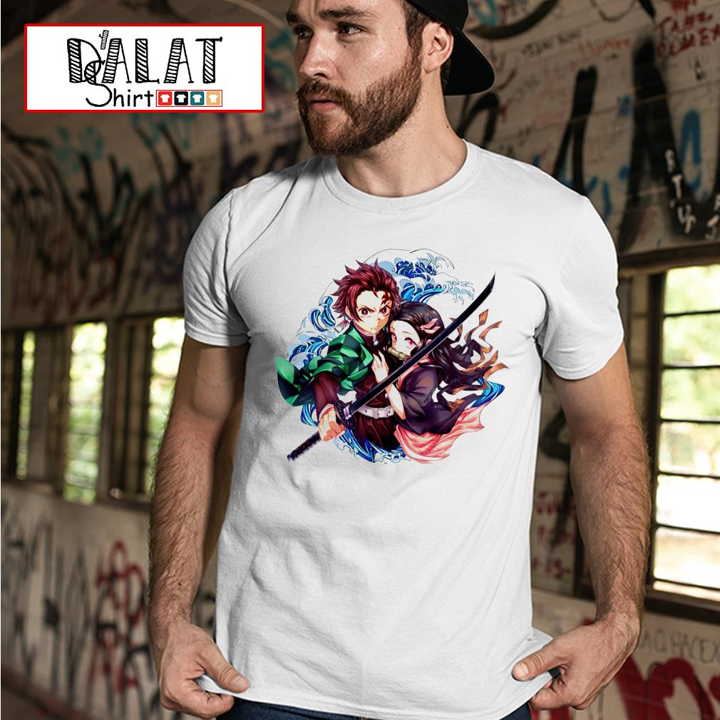 Demon Slayer Kimetsu No Yaiba shirt