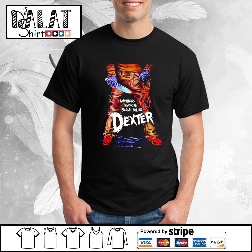 America's favorite serial killer Dexter shirt