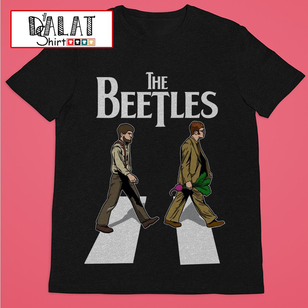 The Beetles Abbey Road shirt