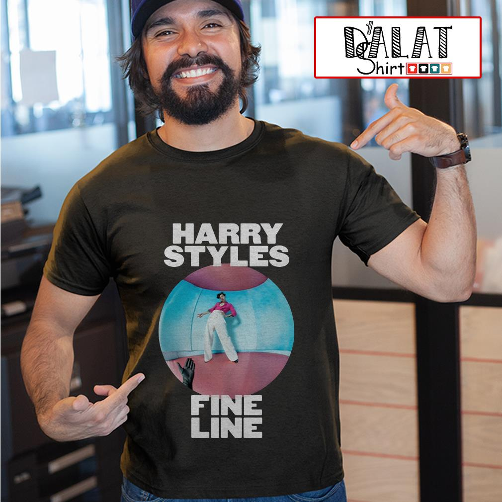 Harry Styles fine line shirt