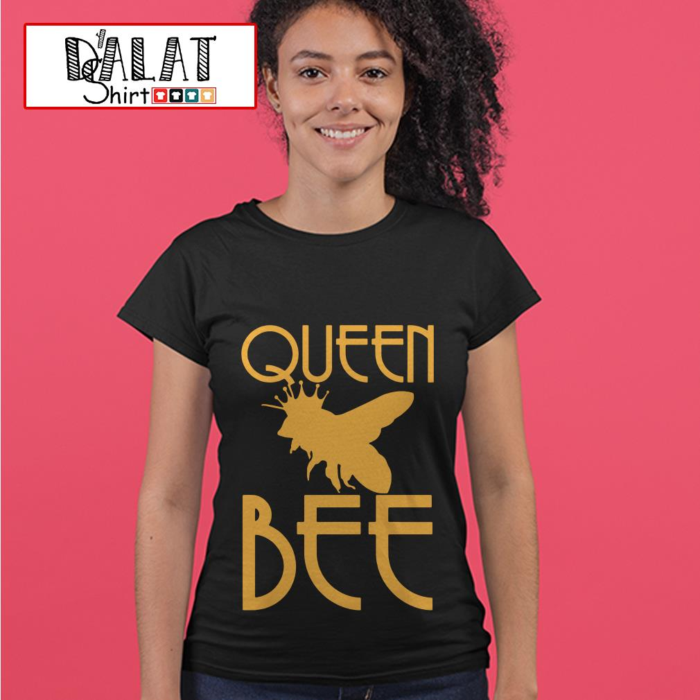 Queen Bee Ladies tee