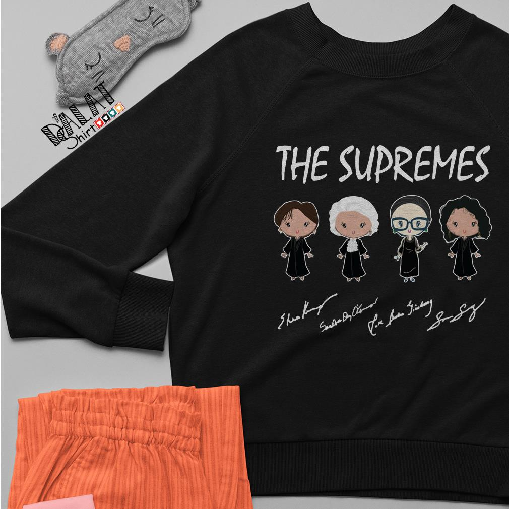 The Supremes Motown Records signature Sweater