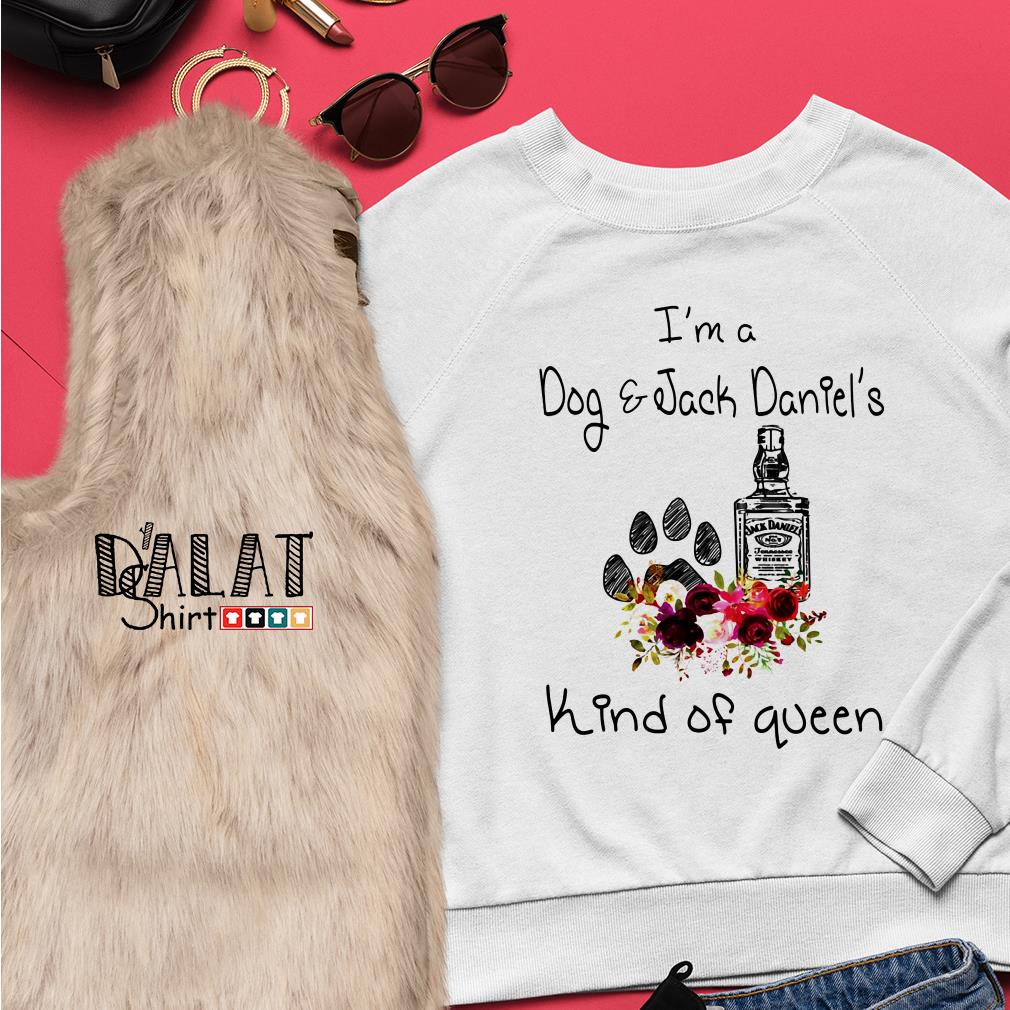 I'm A Dog and Jack Daniel's Kind of Queen Sweater