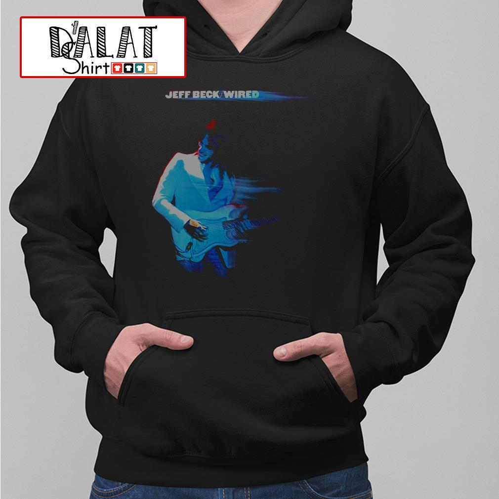 Jeff Beck Wired Hoodie
