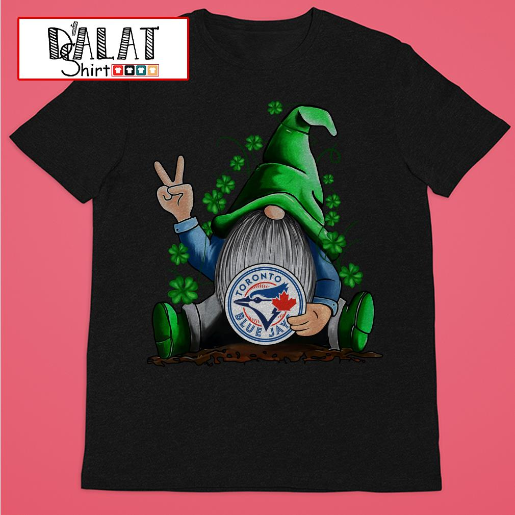 MLB Gnomes lucky hug Toronto Blue Jays baseball shirt