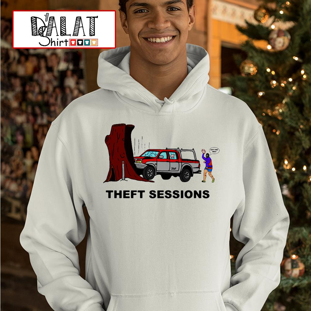 Powerfish theft sessions Hoodie