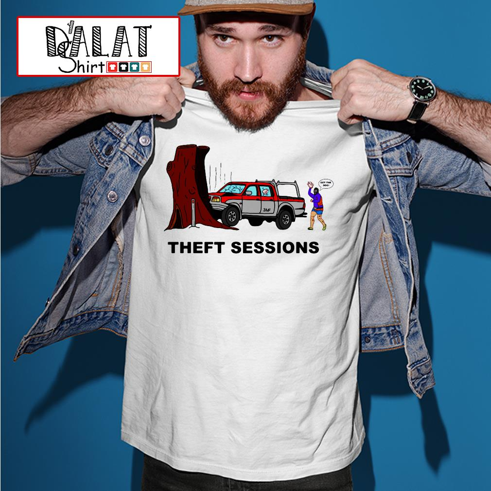 Powerfish theft sessions shirt