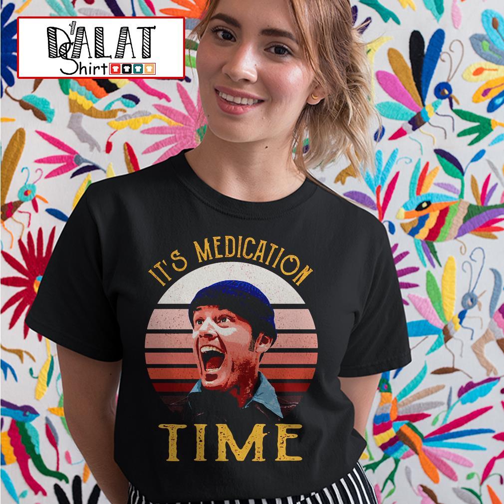 Randle McMurphy It's medication time Ladies tee