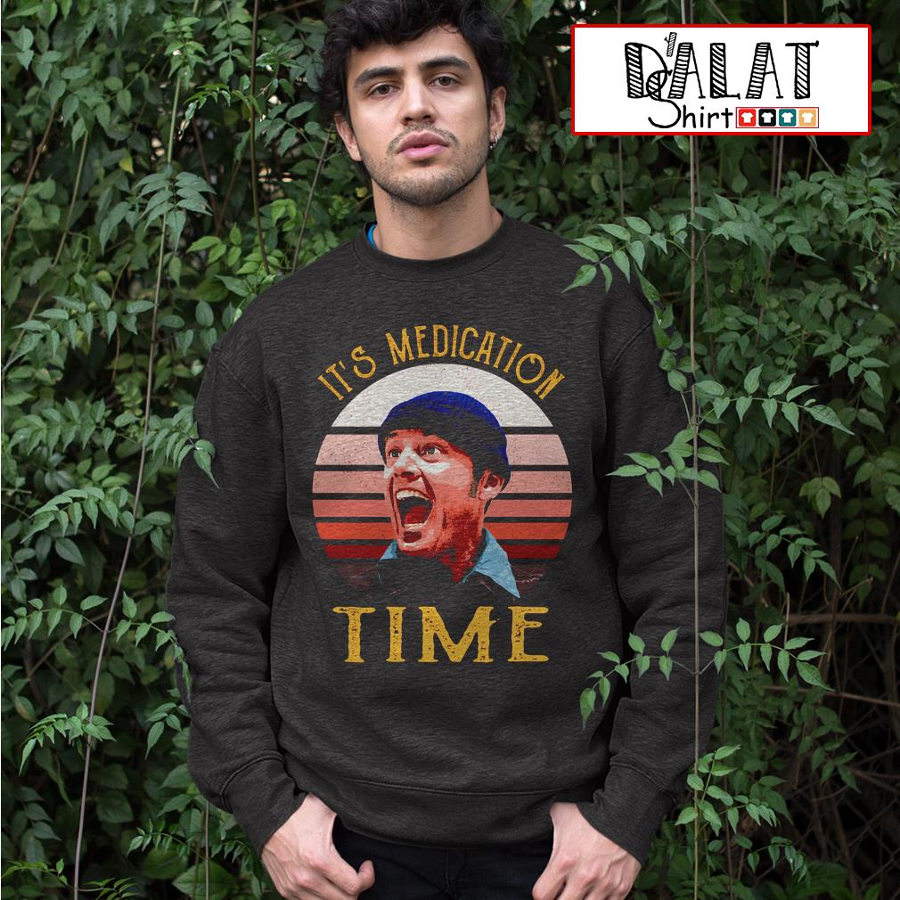 Randle McMurphy It's medication time Sweater