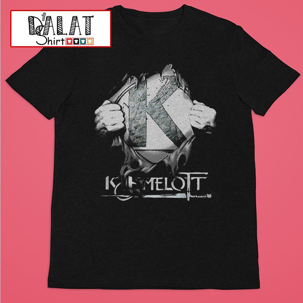 Kaamelott inside me Game of Thrones shirt