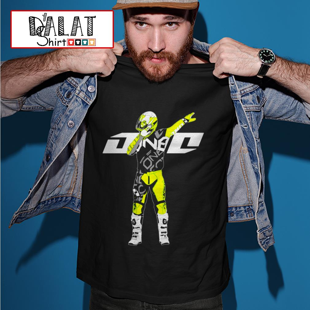 Racing dabbing shirt