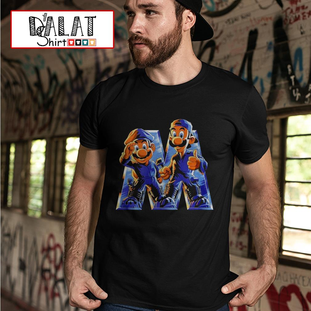 Super Mario Bros movie 1993 shirt