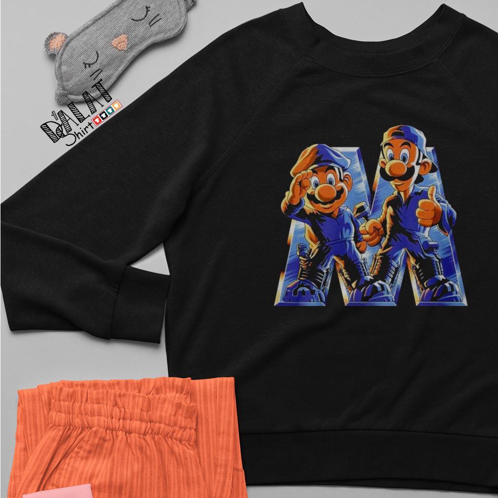 Super Mario Bros movie 1993 Sweater