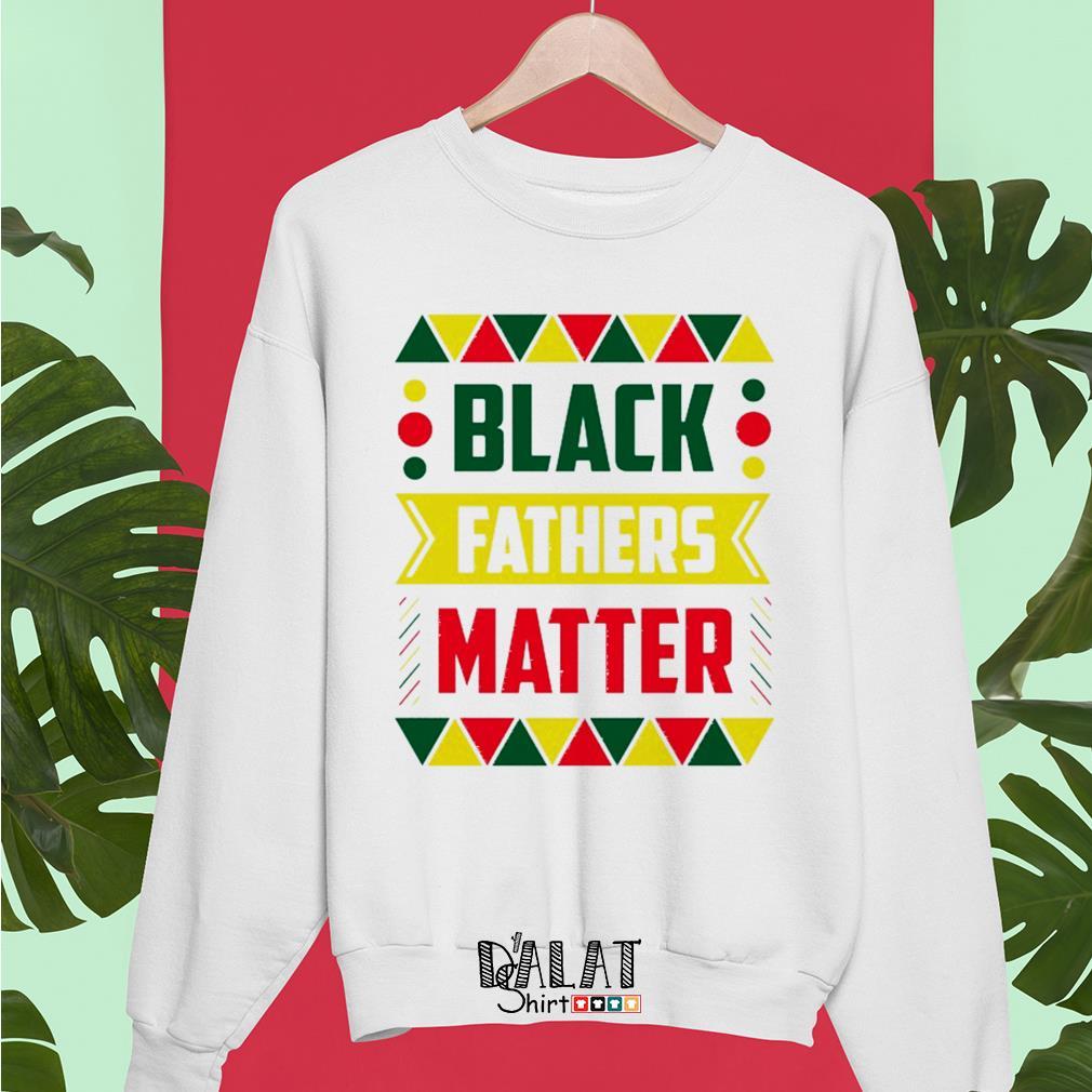 Black fathers matter Sweater