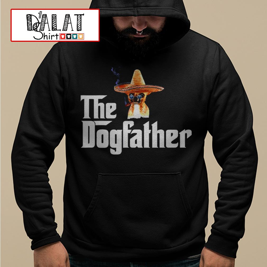 Chihuahua the Dogfather Hoodie