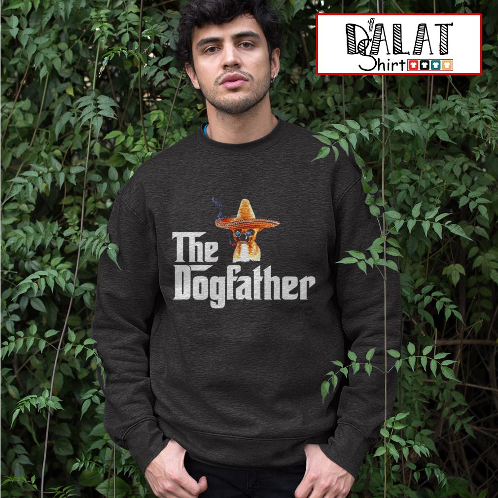 Chihuahua the Dogfather Sweater