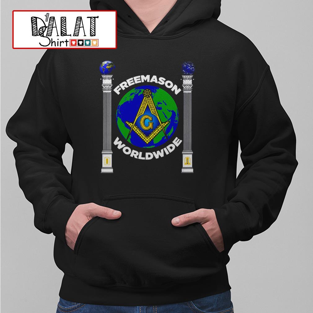 Freemason worldwide Hoodie