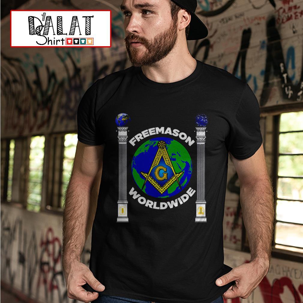 Freemason worldwide shirt