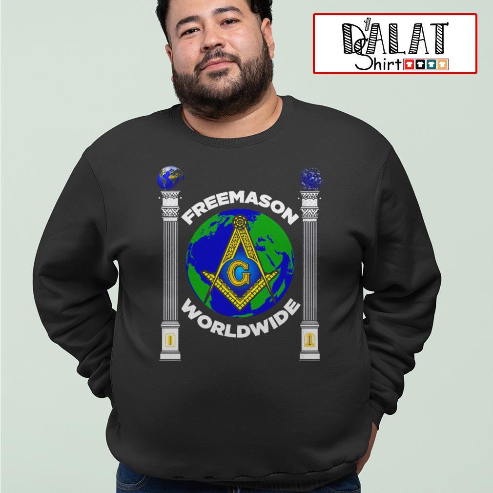 Freemason worldwide Sweater
