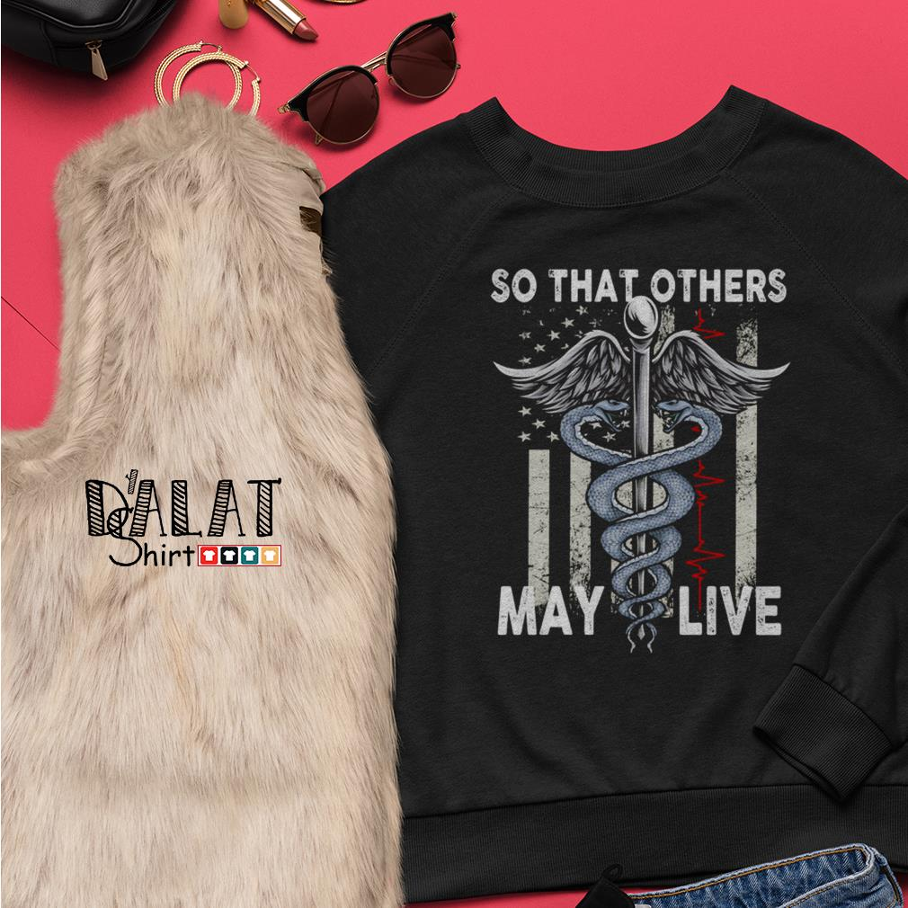 So that others may live Sweater