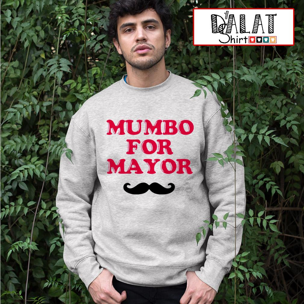 Mumbo for mayor Sweater