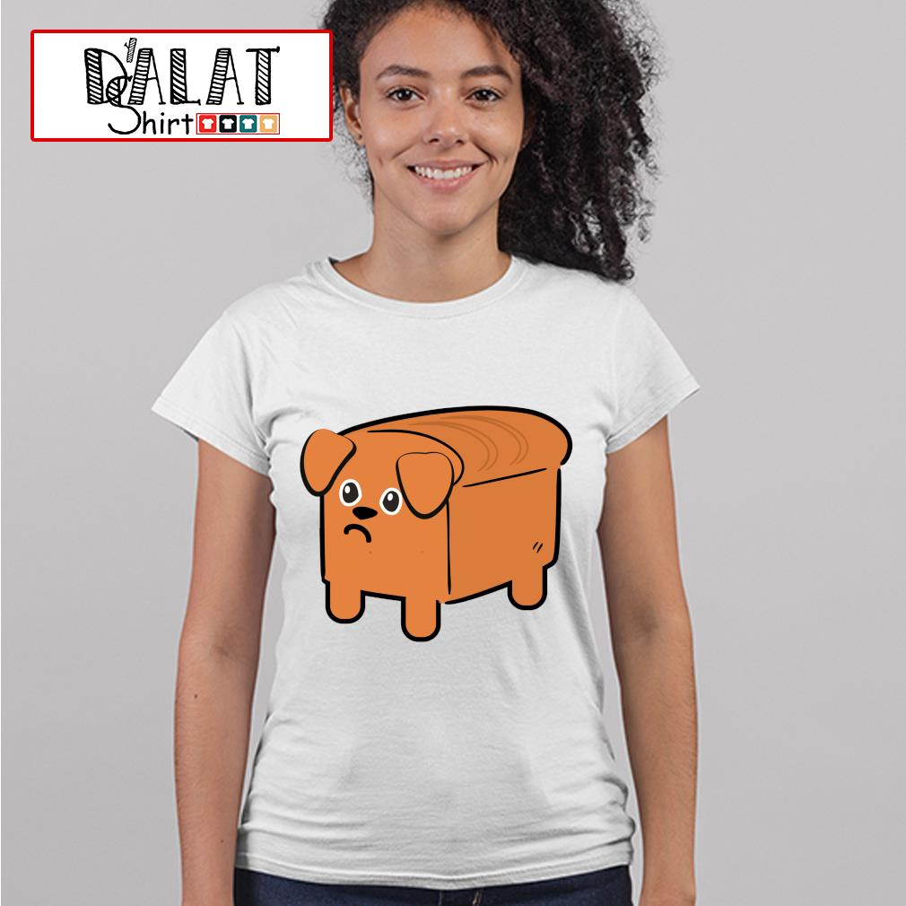 Dog bread s ladies-tee