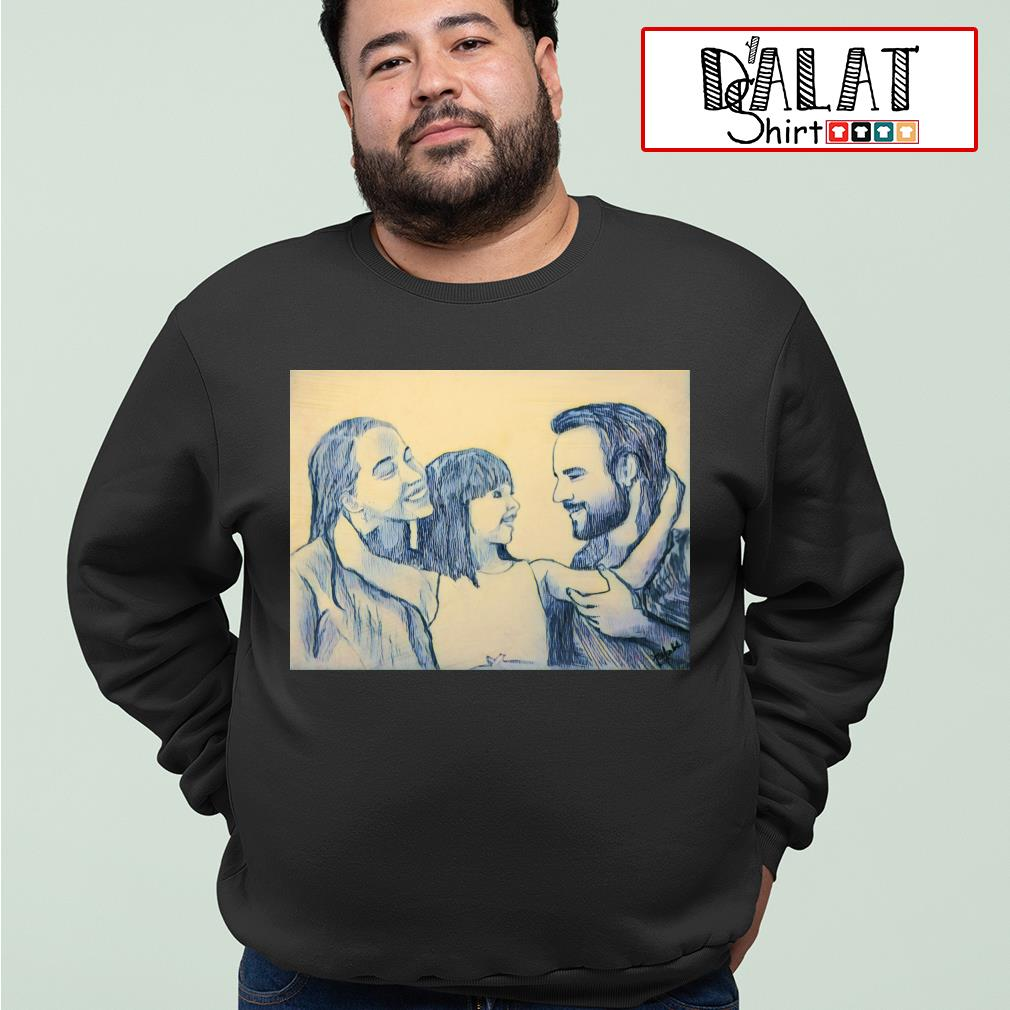 Family mother and father and me s sweater