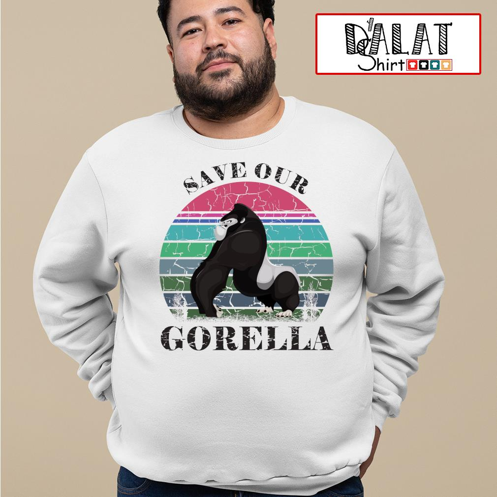 Save our Gorella vintage s sweater