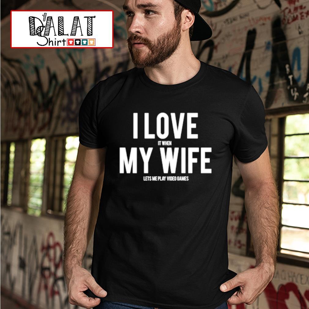 Mike Evans I Love My Wife Shirt Dalatshirt
