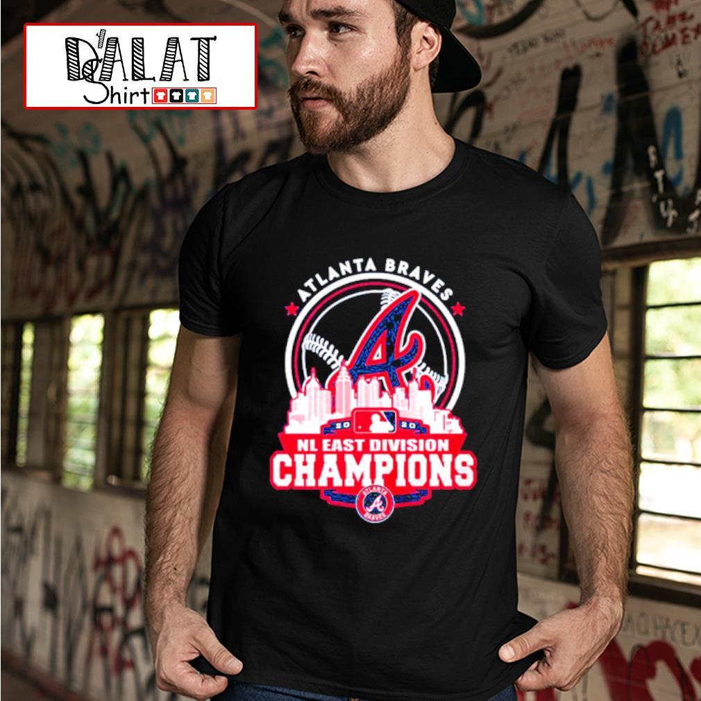 Stadium Atlanta Braves NL East division Champions shirt MF