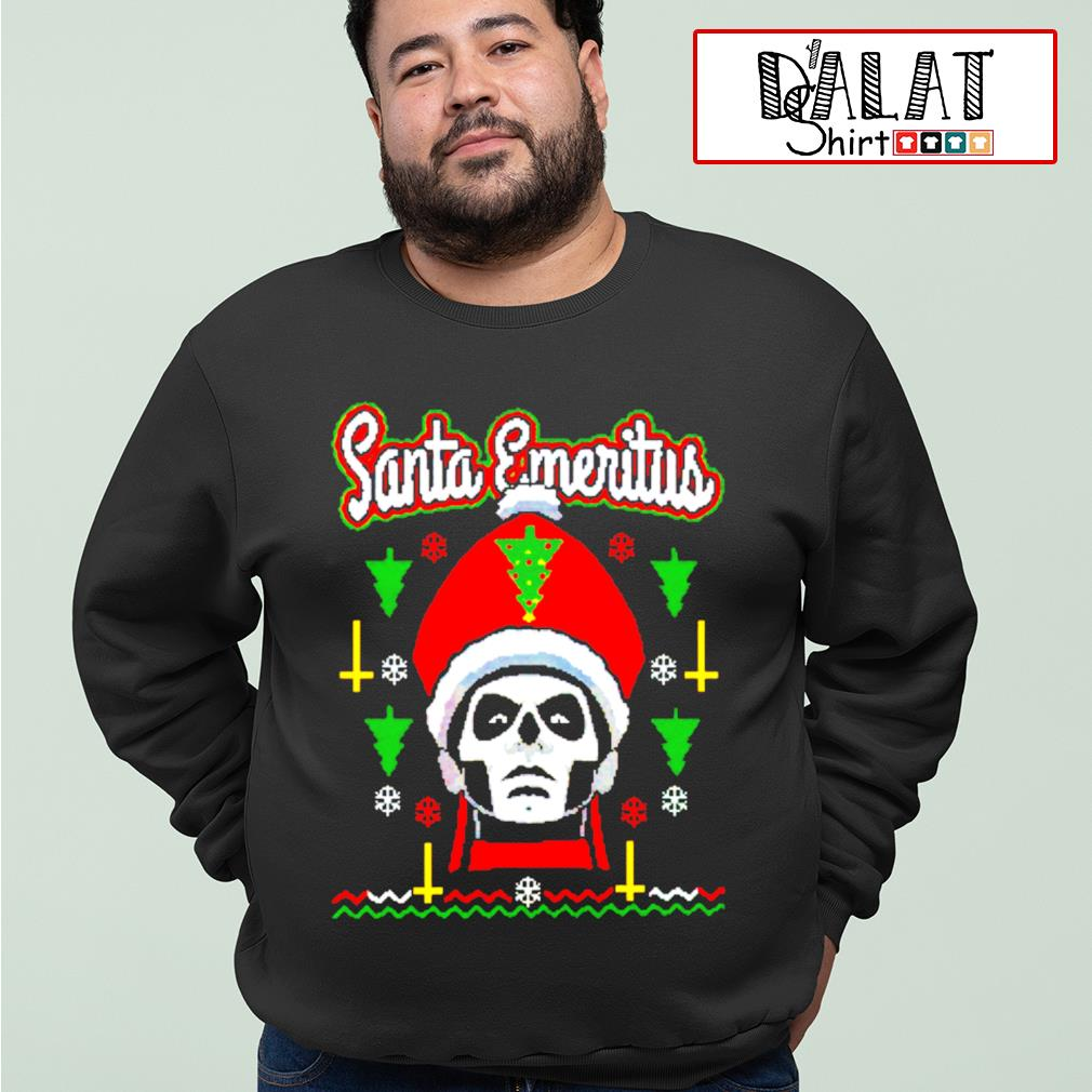 Santa Emeritus Christmas s sweater